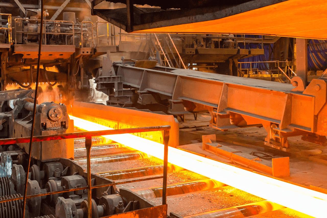 Indústria brasileira do aço espera recuperação no segundo semestre