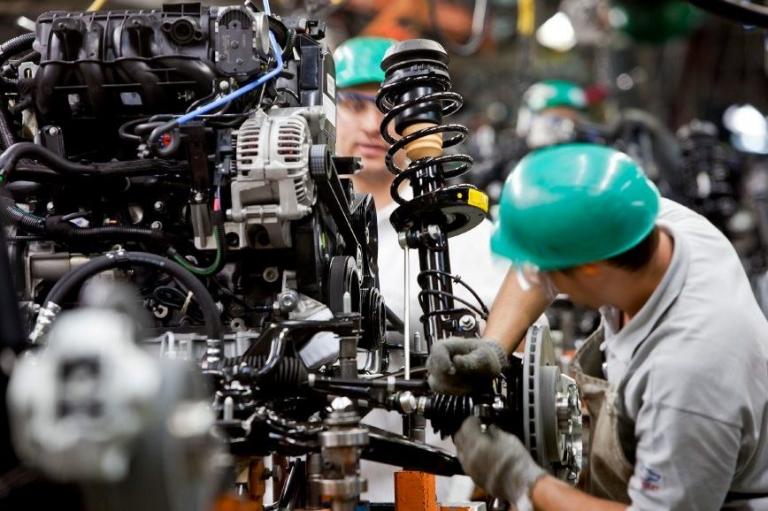 Consumo de bens industriais cresceu 5,9%