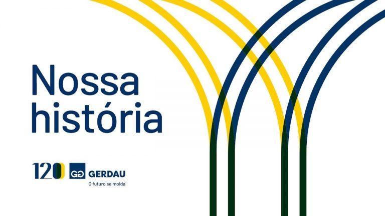 Gerdau celebra 120 anos com campanha sobre sustentabilidade