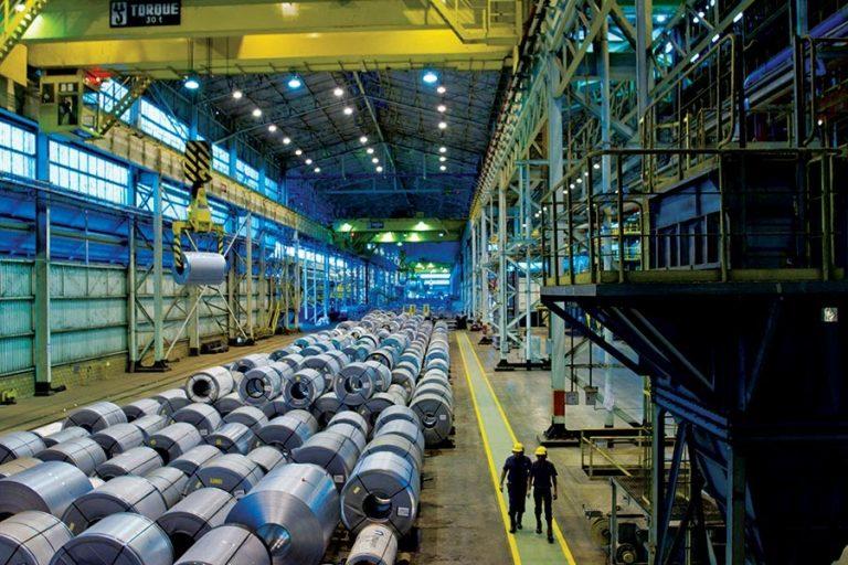 Usiminas PIB do Brasil devera crescer 35 este ano afirma presidente da siderurgica