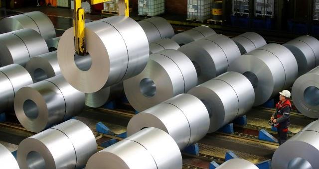 Produção de aço bruto cresce 3,8% em 1 ano e chega a 2,8 milhões de toneladas