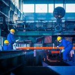 Produção brasileira de aço bruto soma 11,8 milhões de toneladas de janeiro a abril