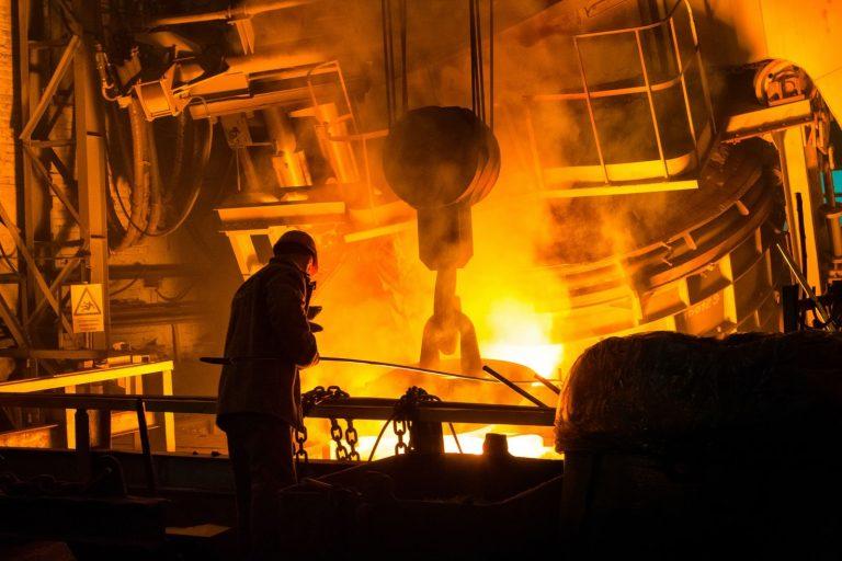 Aço Bruto: produção mundial sobe 16,5% no segundo trimestre, afirma Worldsteel